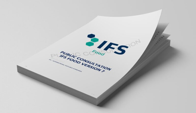 IFS опубликовала долгожданную 7-ю версию IFS Food!
